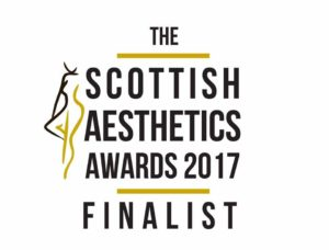 Scottish Aesthetics Awards Finalist 2017 Laura Miller
